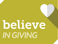 Believe in Giving
