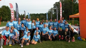 Team Double H Ragnar group photo