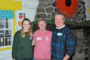 volunteer of the year recipients with max