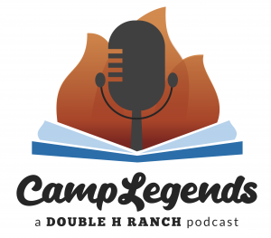 microphone and text camp legends a double h ranch podcast